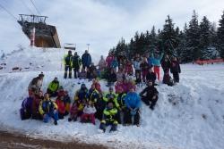 Ècole de ski - Saison 2015 / 2016 - 27/02/16