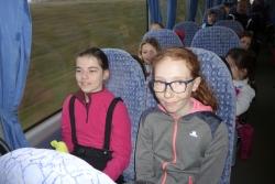 ecole de ski  depart bus